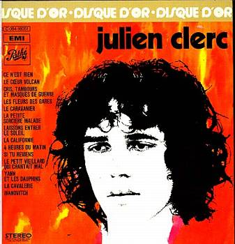 Albumcover Julien Clerk - Disque D´Or