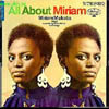 Cover: Makeba, Miriam - All About Miriam Makeba