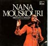 Cover: Mouskouri, Nana - British Concert (DLP)