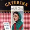 Cover: Caterina Valente - A La Carte - Caterina Valente Sings in French