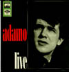 Cover: Adamo - Adamo / Adamo Live