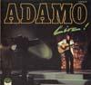 Cover: Adamo - Adamo / Adamo Live !