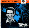 Cover: Marcel Amont - Au Nouvel Olympia Panoramique (25 cm)