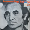 Cover: Charles Aznavour - Aznavour Sings Aznavour Vo