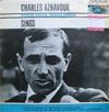 Cover: Aznavour, Charles - Charles Aznavour Sings  (Engl.)