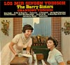 Cover: The Barry Sisters - The Barry Sisters / Los mir singen Yddisch