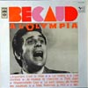 Cover: Gilbert Becaud - A l`Olympia
