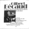 Cover: Gilbert Becaud - Gilbert Becaud / Seine gro0en deutschen Erfolge (DLP)