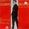 Cover: Gilbert Becaud - Introducing Gilbert Becaud Singing His Own Songs (25 cm)