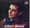 Cover: Becaud, Gilbert - Gilbert Becaud (Canad. LP 1960)