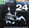 Cover: Belina und Siegfried Behrend - Belina und Siegfried Behrend / 24 Songs and One Guitar -  Folklore Session in Berlin