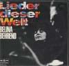 Cover: Belina und Siegfried Behrend - Belina und Siegfried Behrend / Lieder dieser Welt