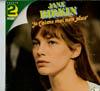 Cover: Jane Birkin - Jane Birkin / Je t´aime moi non plus (DLP)