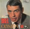 Cover: Jacques Brel - Olympia 64 (25 cm)