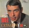 Cover: Jacques Brel - Jacques Brel / Olympia 64 (25 cm)