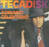 Cover: Adriano Celentano - Adriano Celentano / Tecadisk
