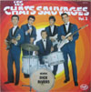 Cover: Les Chats Sauvages - Les Chats Sauvages / Les Chats Sauvages Vol. 2 (avec Dick Rivers)