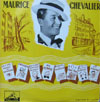 Cover: Chevalier, Maurice - Maurice Chevalier (25 cm)