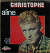 Cover: Christophe - Aline / Je ne taime plus