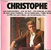 Cover: Christophe - Christophe