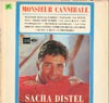 Cover: Distel, Sacha - Monsieur Cannibale