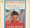 Cover: Sacha Distel - Sacha Distel / Monsieur Cannibale