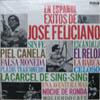 Cover: Jose Feliciano - Jose Feliciano / Exitos de Jose Feliciano (En Espanol)