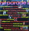 Cover: Various International Artists - Various International Artists / hit parade 1 (Barclay Sampler)