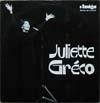 Cover: Juliette Greco - Juliette Greco / Juliette Greco (Amiga LP)