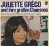 Cover: Juliette Greco - Juliette Greco / Juliette Greco und ihre großen Chansons