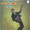 Cover: Johnny Hallyday - Johnny Hallyday / Hallyday Story 1961 - 66 (DLP)