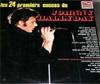 Cover: Johnny Hallyday - Johnny Hallyday / Les 24 prenmiers success de Johnny Hallyday (DLP)