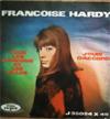 Cover: Francoise Hardy - Francoise Hardy / Tout les garcons et les filles/Je suis d´accord/Cest a l´amour auquel je pense/Le temps de lamour