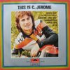 Cover: C. Jerome - C. Jerome / This Is c. Jerome