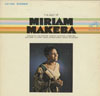 Cover: Makeba, Miriam - The Best Of Miriam Makeba