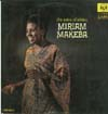 Cover: Makeba, Miriam - The Voice of Africa