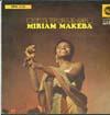 Cover: Miriam Makeba - Miriam Makeba / The World of Miriam Makeba