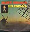 Cover: Matt Monro - Matt Monro / En Espana