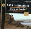Cover: Mouskouri, Nana - Sings Greek Songs