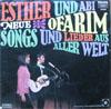 Cover: Abi und Esther Ofarim - Abi und Esther Ofarim / Neue Songs und Lieder aus aller Welt