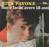 Cover: Rita Pavone - Rita Pavone / Non e facile avere 18 anni