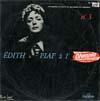 Cover: Edith Piaf - Edith Piaf / A l´Olympia No. 3 (25 cm)