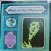 Cover: Edith Piaf - Edith Piaf / Piaf at the Olympia