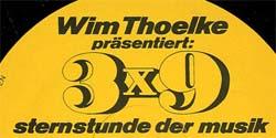 Logo des Labels 3 x 9