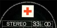 Logo des Labels DRK