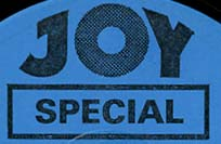Logo des Labels JOY Special