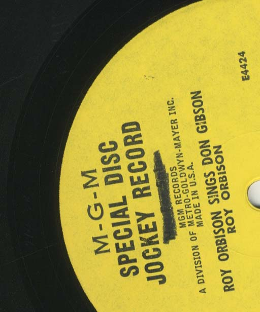 Logo des Labels MGM Disc Jockey Record