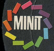 Logo des Labels MINIT (bunt)