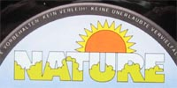Logo des Labels NATURE
