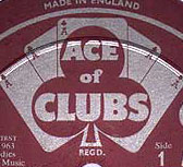 Logo des Labels Ace of Clubs